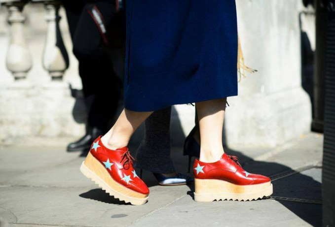 Stella McCartney star shoes