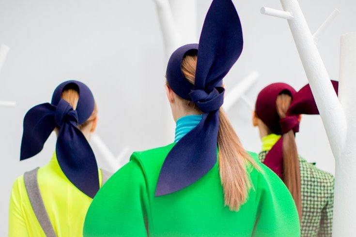 LOVE: DELPOZO HATS