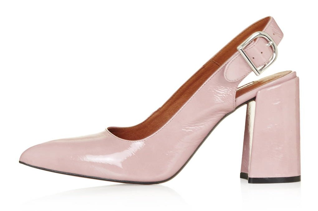 The fashion book topshop shoes