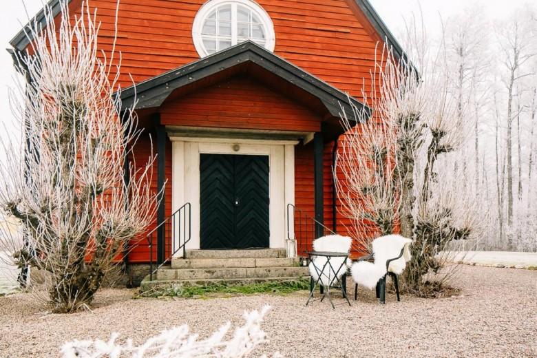 Swedish Chapel Home