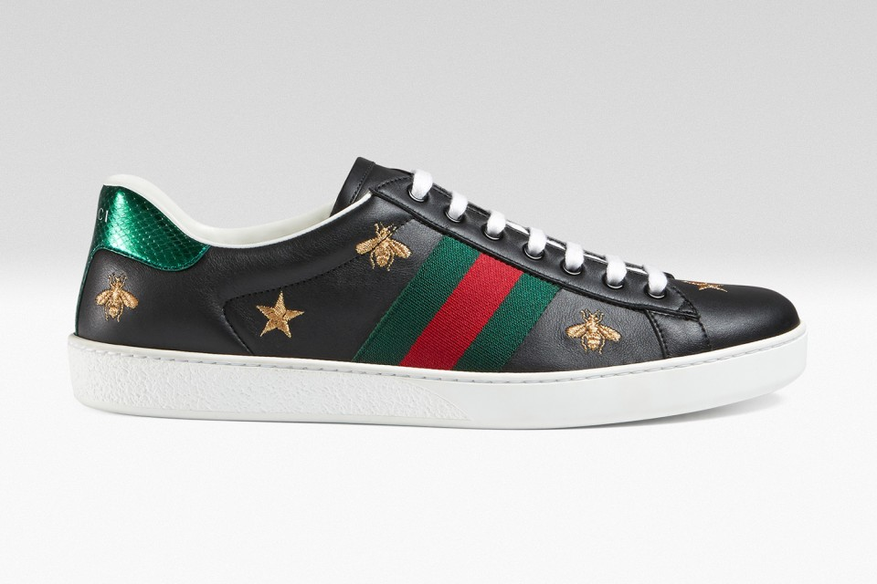 6 perfect gucci sneakers little fashion paradise. Black Bedroom Furniture Sets. Home Design Ideas