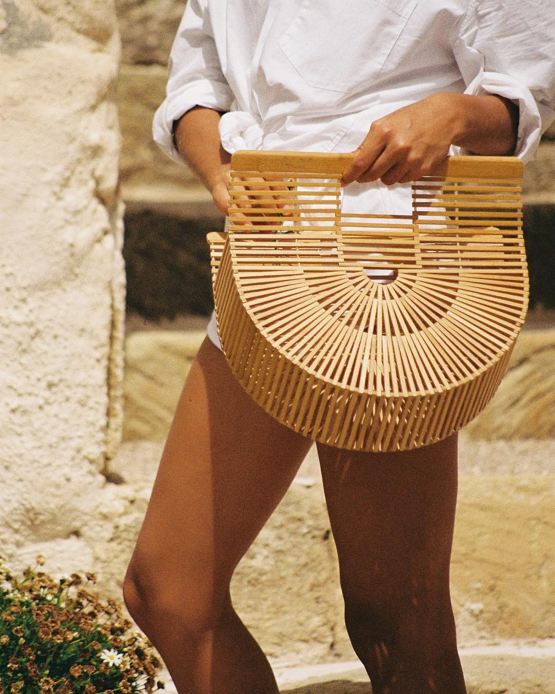 CULT GAIA Gaias Ark Handbag