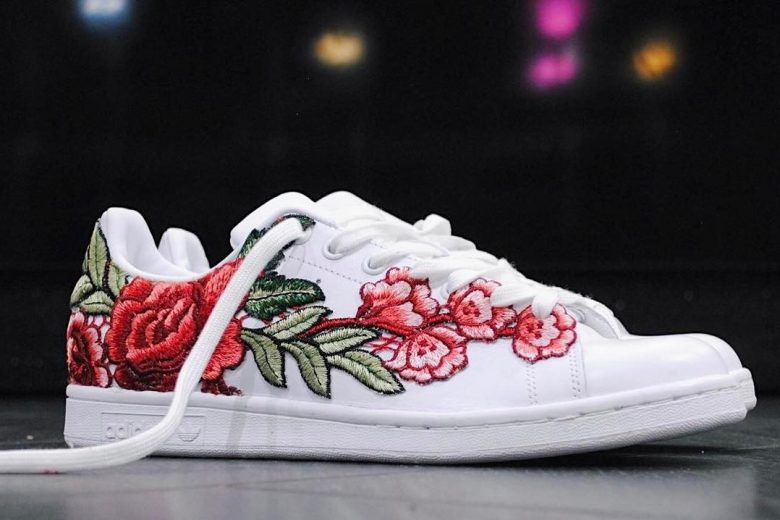 STAN SMITH FLOWERBOMB