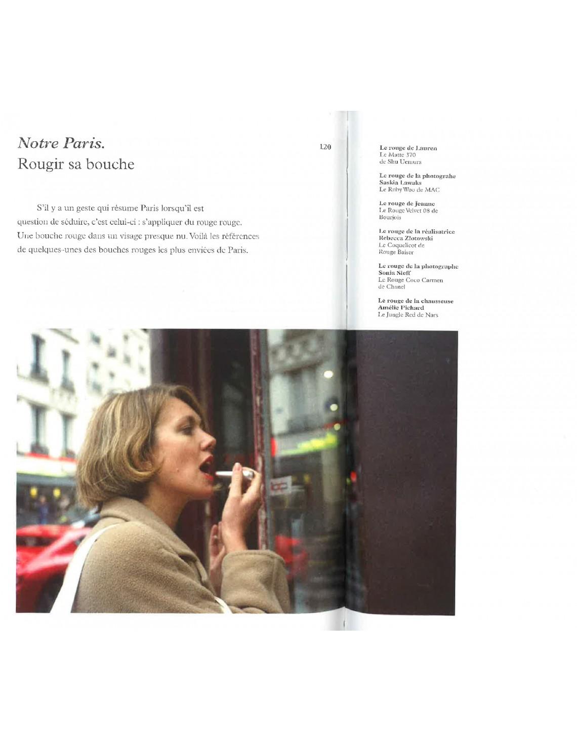 A PARIS Jeanne Damas, Lauren Bastide
