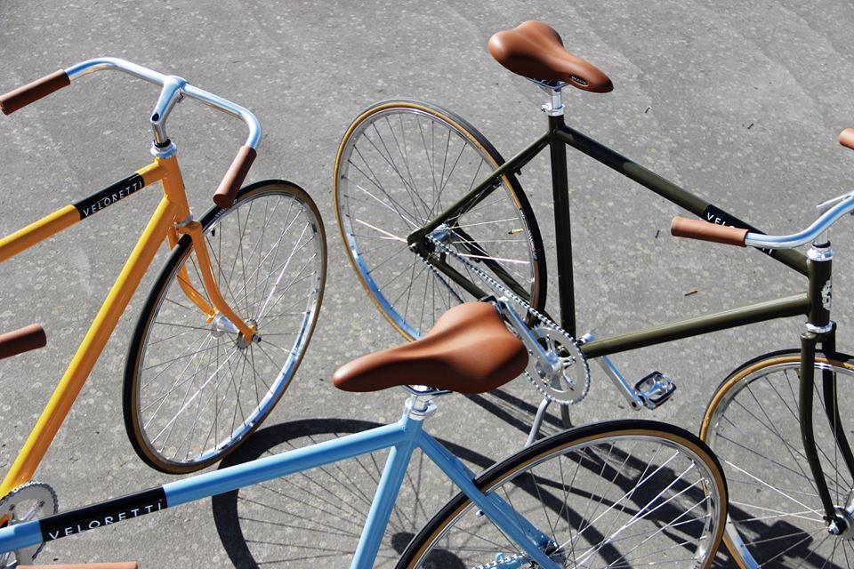VELORETTI BICYCLES