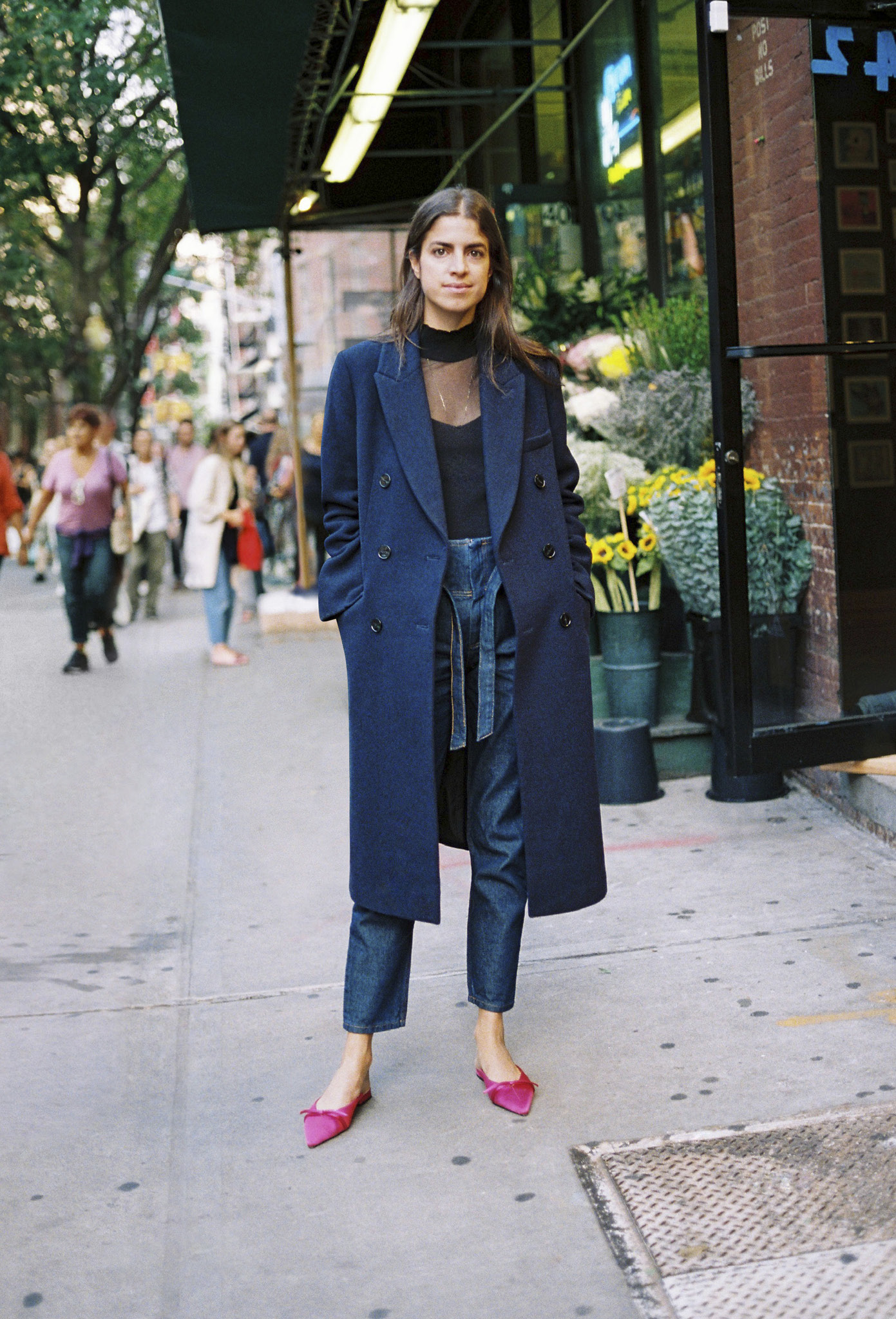 LEANDRA MEDINE FOR MANGO