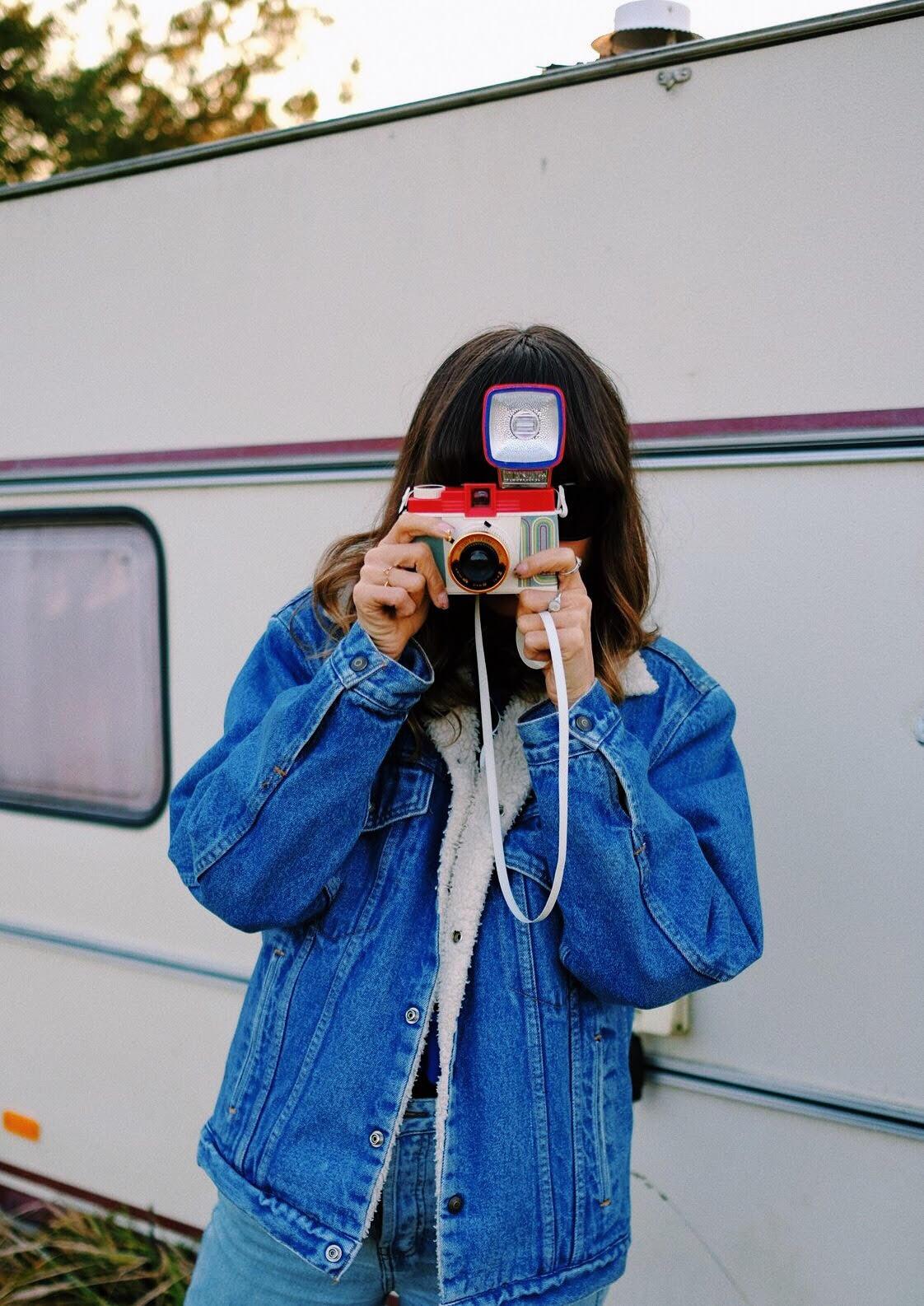 Ana Bacinger x Lomography