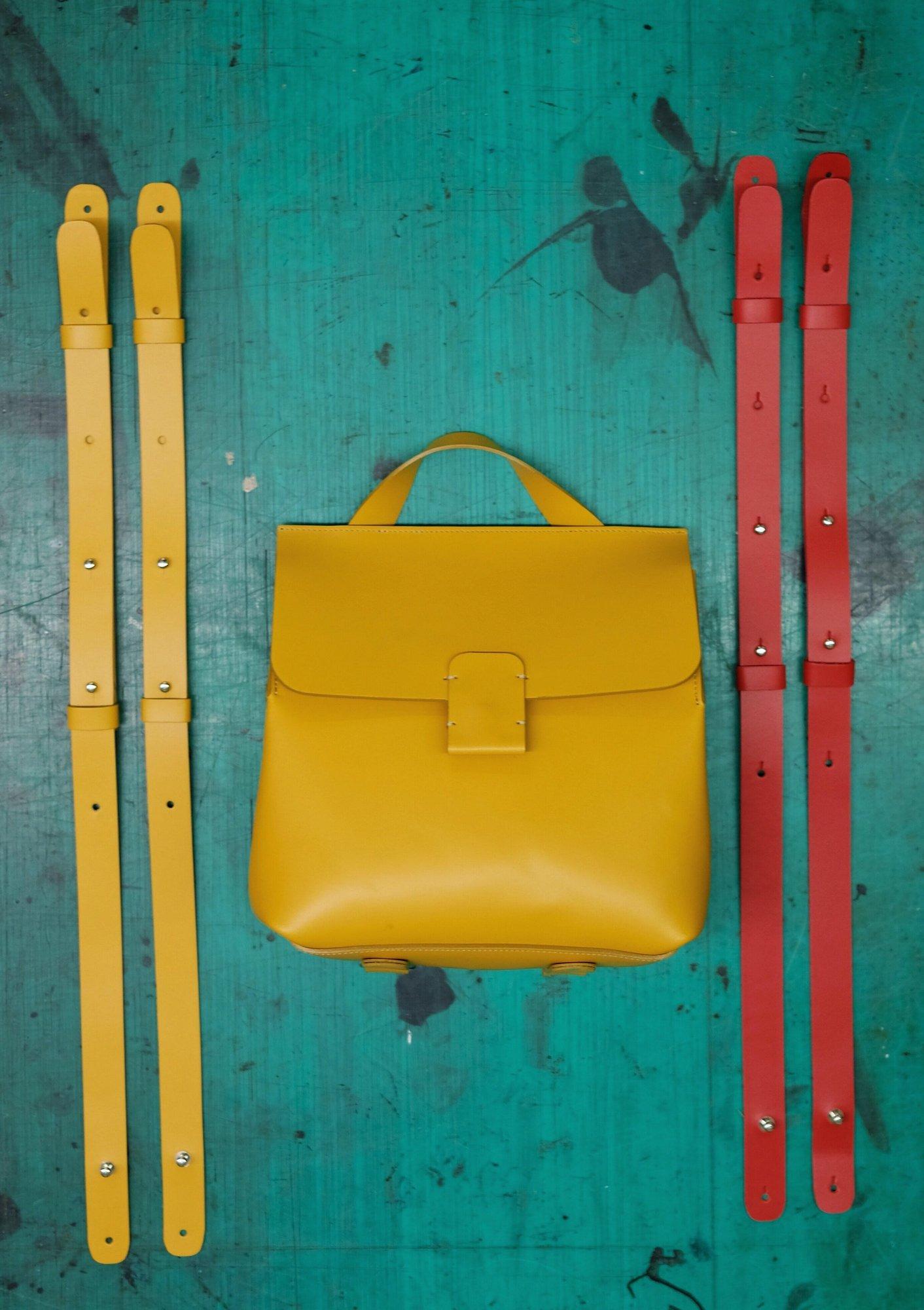 Little Fashion Paradise by Tomislav Macan ruksaci
