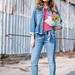 s.oliver flowers & denim