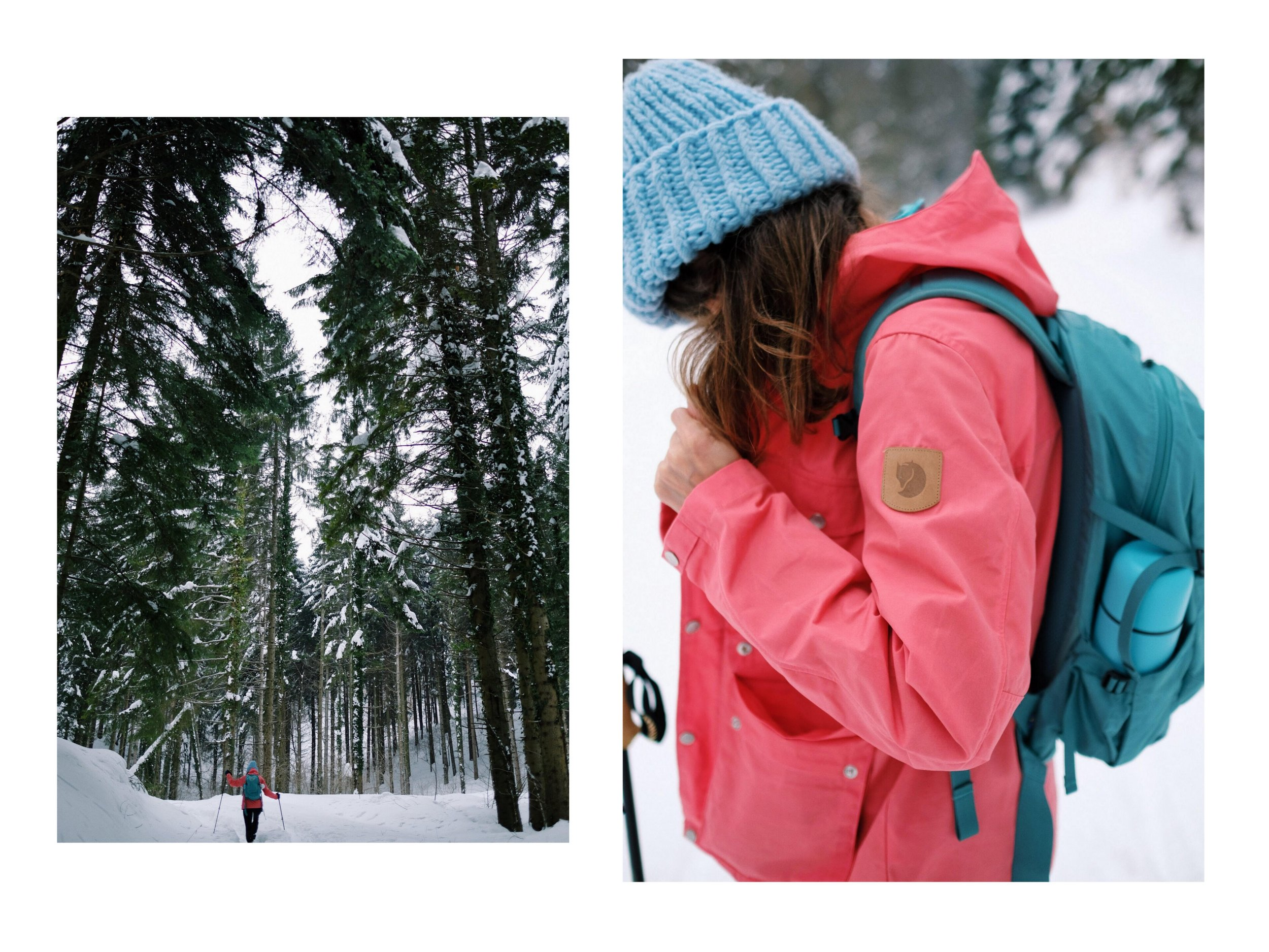 fjallraven winter hike/ana bacinger