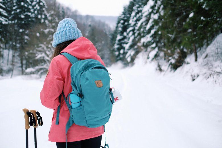 fjallraven winter hike/ana bacinger