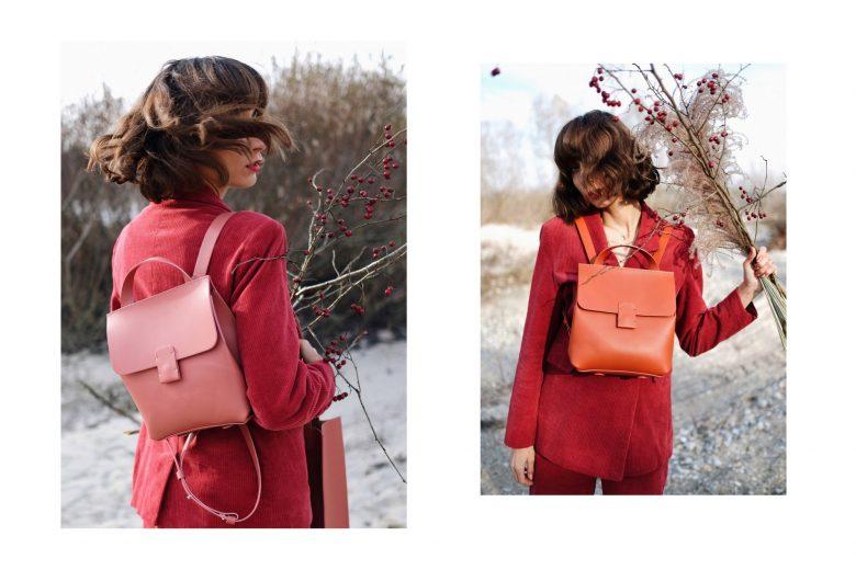 Little Fashion Paradise Salmon&Pumpkin